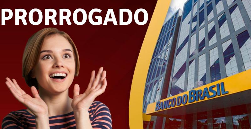 Concurso Banco do Brasil: inscrições prorrogadas; 4.480 vagas